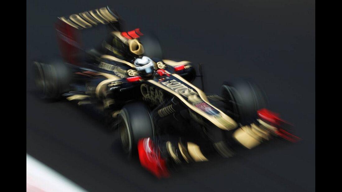 Kimi Räikkönen - Formel 1 - GP Italien - 08. September 2012