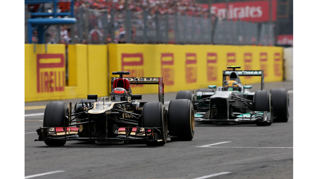 Kimi Räikkönen - Formel 1 - GP Italien 2013