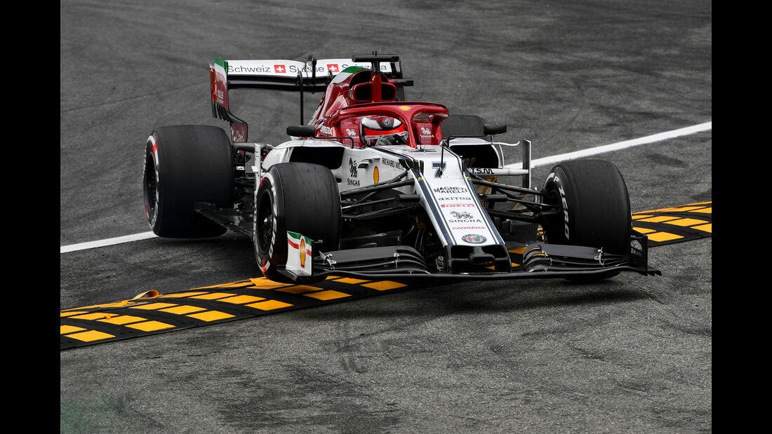 Kimi Räikkönen - Formel 1 - GP Italien 2019