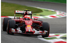 Kimi Räikkönen  - Formel 1 - GP Italien - 5. September 2014