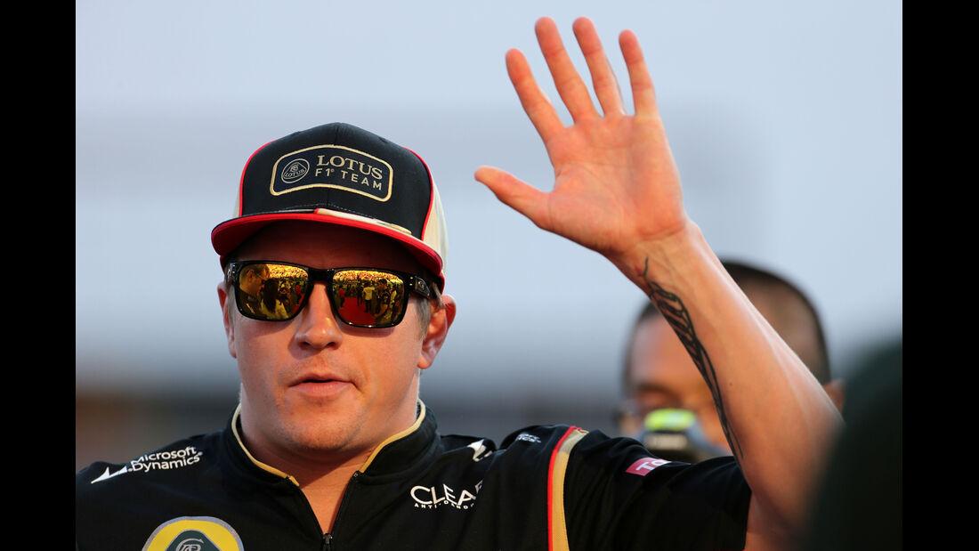 Kimi Räikkönen - Formel 1 - GP Japan - 10. Oktober 2013