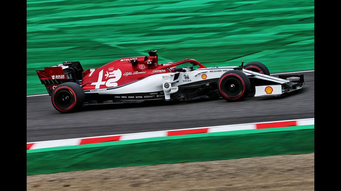 Kimi Räikkönen - Formel 1  - GP Japan 2019