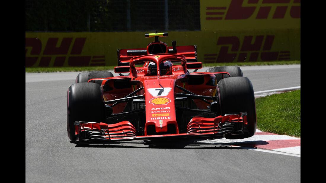 Kimi Räikkönen - Formel 1 - GP Kanada 2018