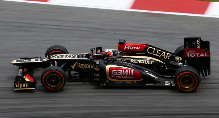 Kimi Räikkönen - Formel 1 - GP Malaysia