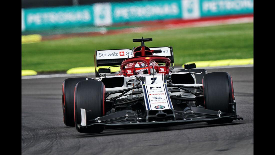 Kimi Räikkönen - Formel 1 - GP Mexico 2019