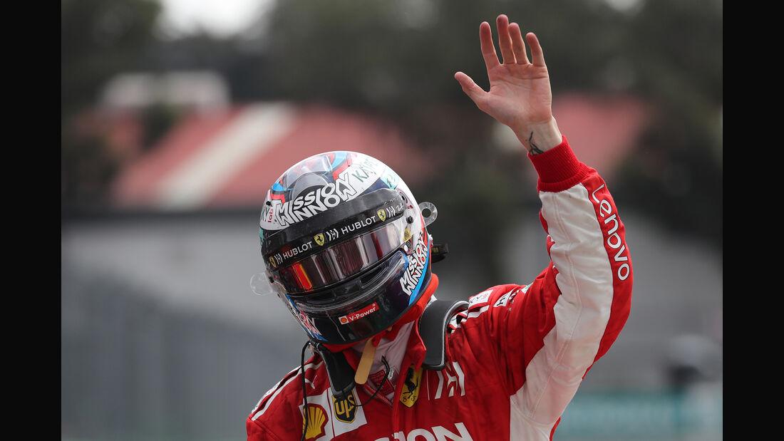 Kimi Räikkönen - Formel 1 - GP Mexiko 2018