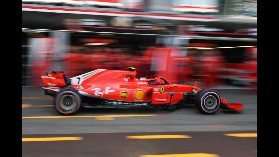 Kimi Räikkönen - Formel 1 - GP Monaco 2018