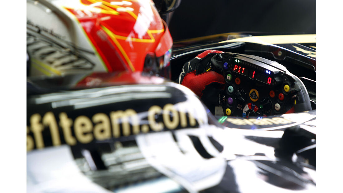 Kimi Räikkönen - Formel 1 - GP Monaco - 25. Mai 2013