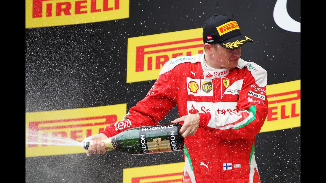 Kimi Räikkönen - Formel 1 - GP Österreich 2016