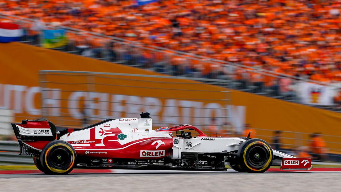 Kimi Räikkönen - Formel 1 - GP Österreich 2021