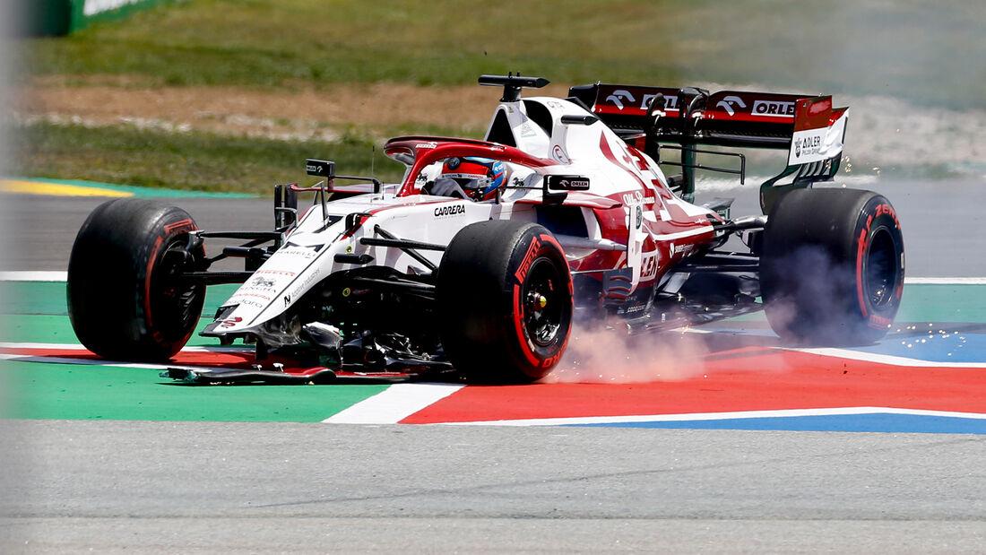 Kimi Räikkönen - Formel 1 - GP Portugal 2021
