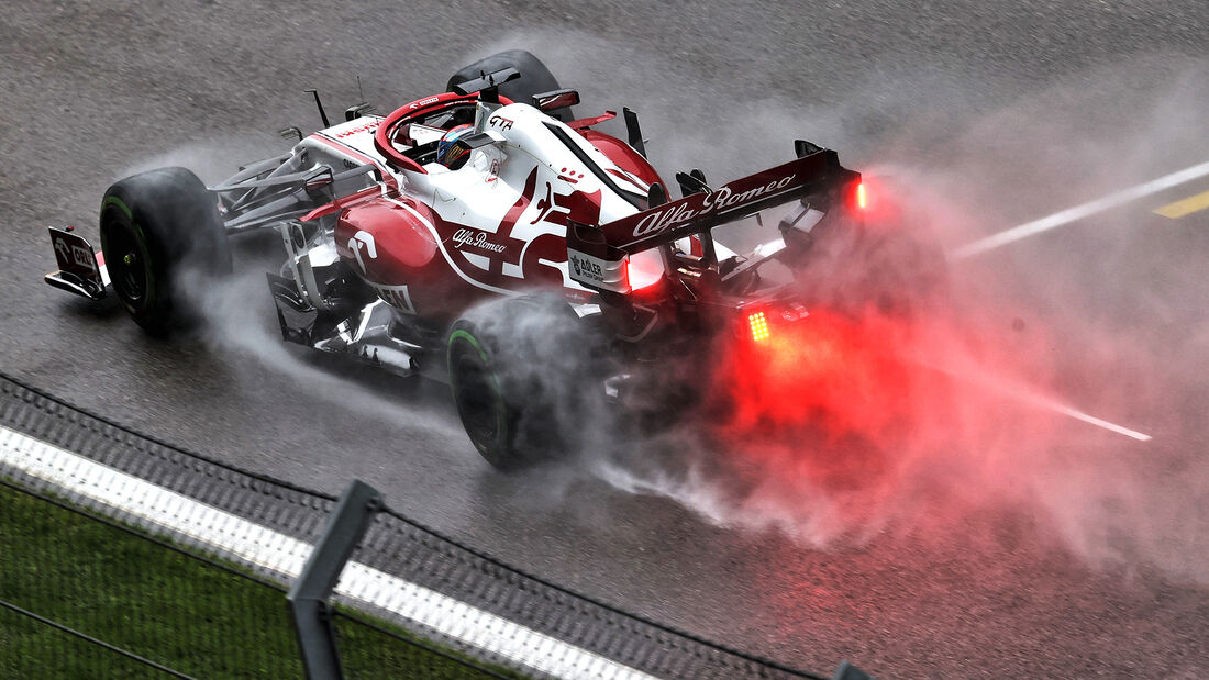 Kimi Räikkönen - Formel 1 - GP Russland 2021
