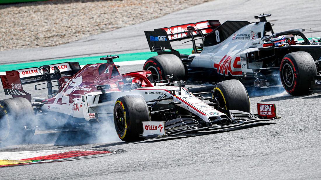 Kimi Räikkönen - Formel 1 - GP Steiermark - Österreich - 2020