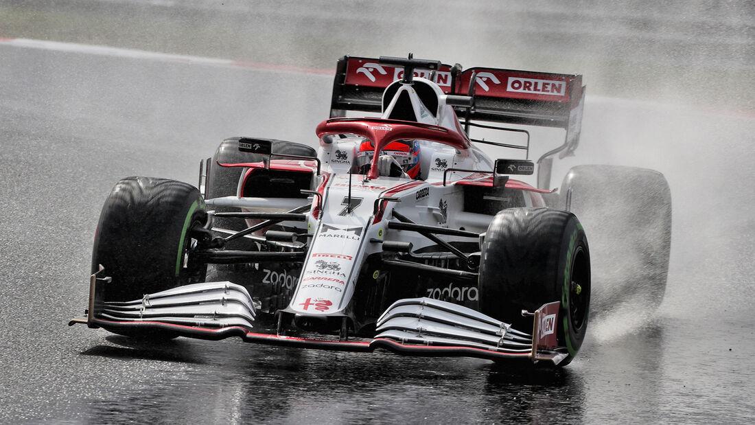 Kimi Räikkönen - Formel 1 - GP Türkei - Istanbul - 2021