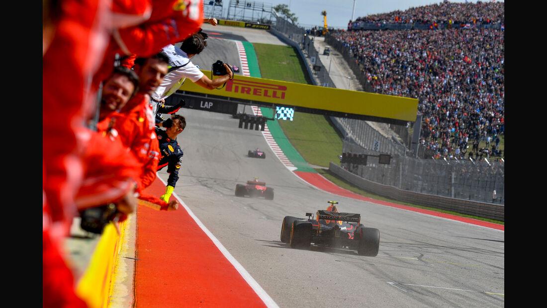 Kimi Räikkönen - Formel 1 - GP USA - Austin - 2018