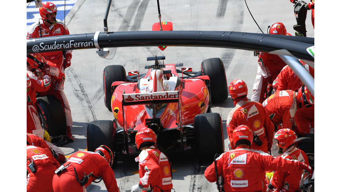 Kimi Räikkönen - Formel 1 - GP Ungarn 2016