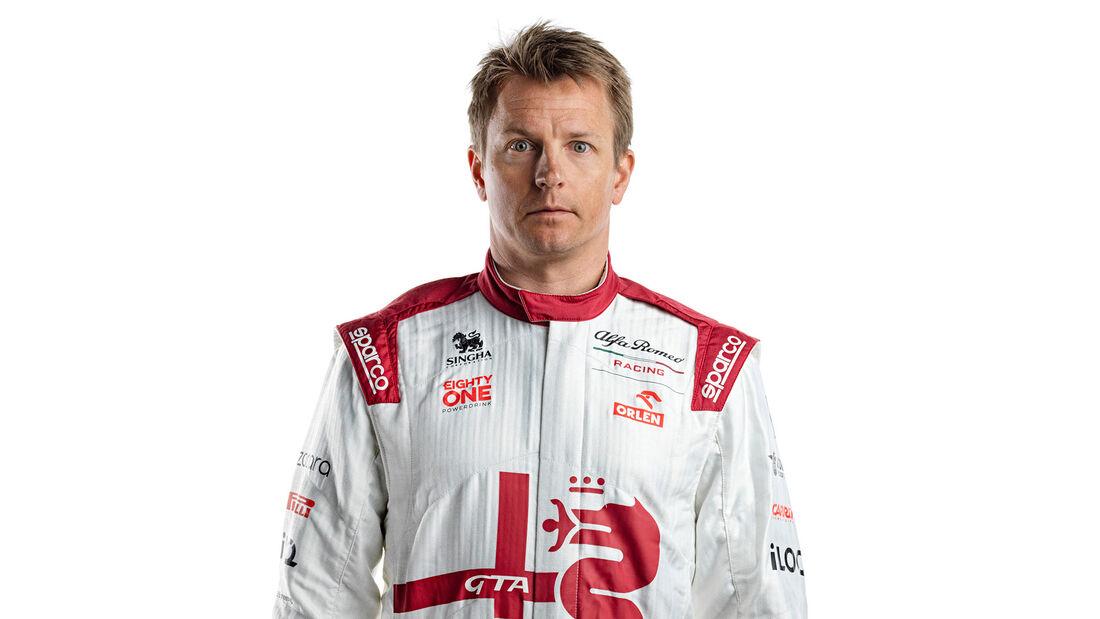 Kimi Räikkönen - Formel 1 - Porträt - 2021