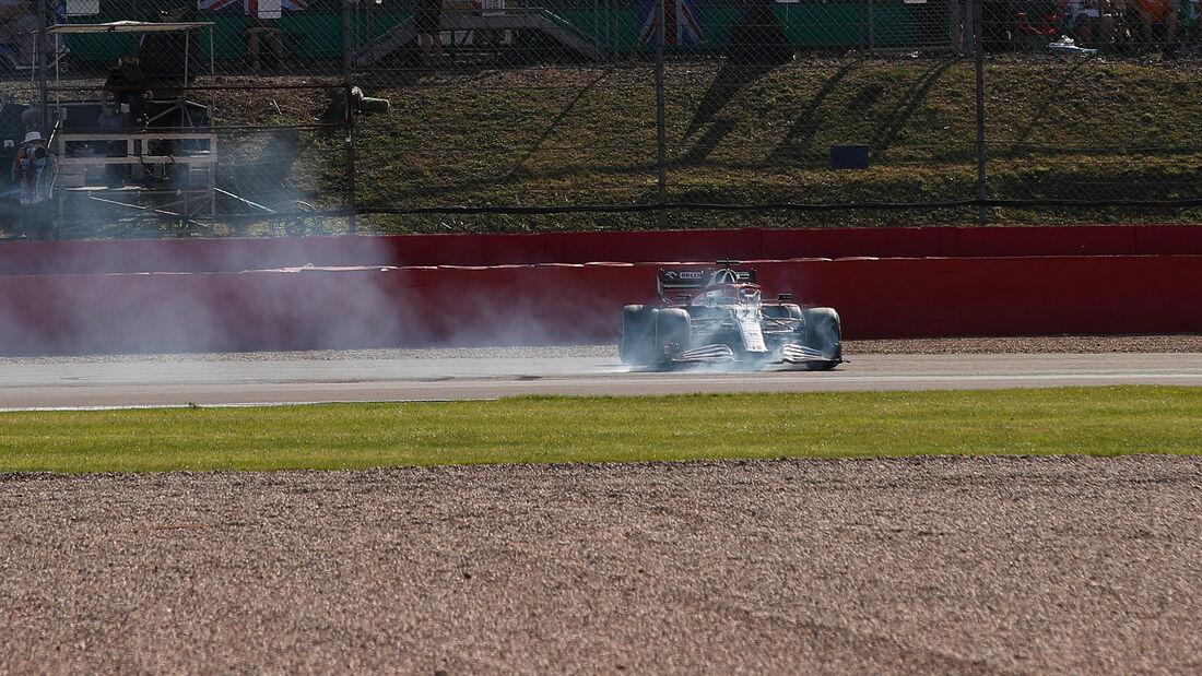 Kimi Räikkönen - Formel 1 - Silverstone - GP England 2021