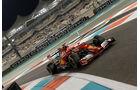 Kimi Räikkönen - GP Abu Dhabi 2014