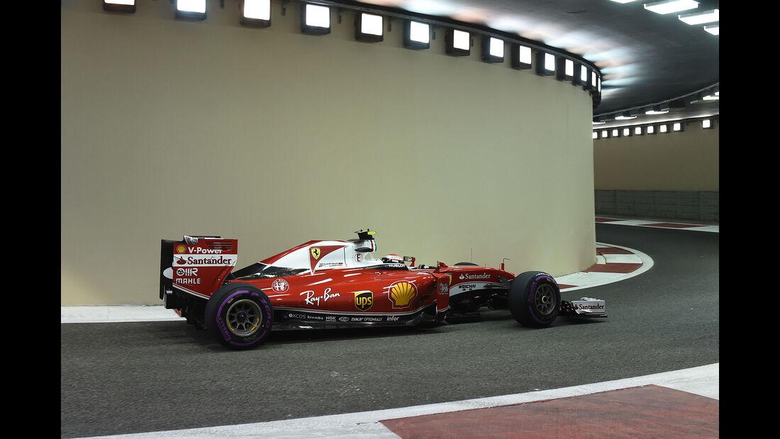 Kimi Räikkönen - GP Abu Dhabi 2016