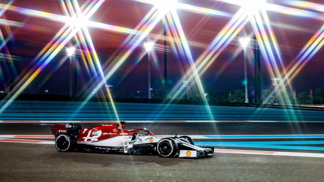 Kimi Räikkönen - GP Abu Dhabi 2019