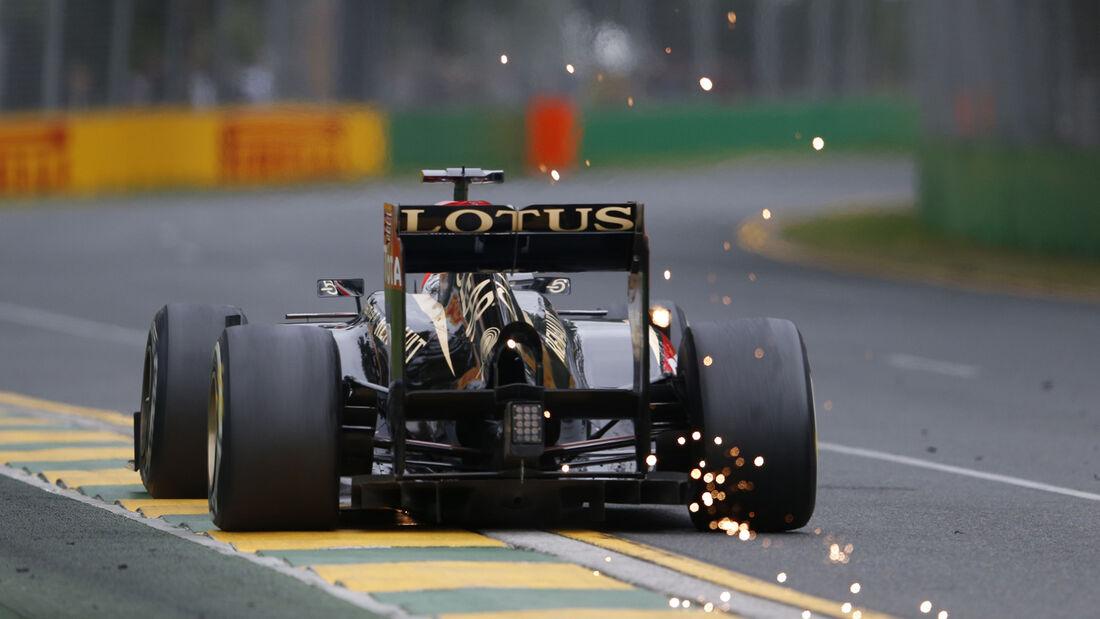 Kimi Räikkönen GP Australien 2013