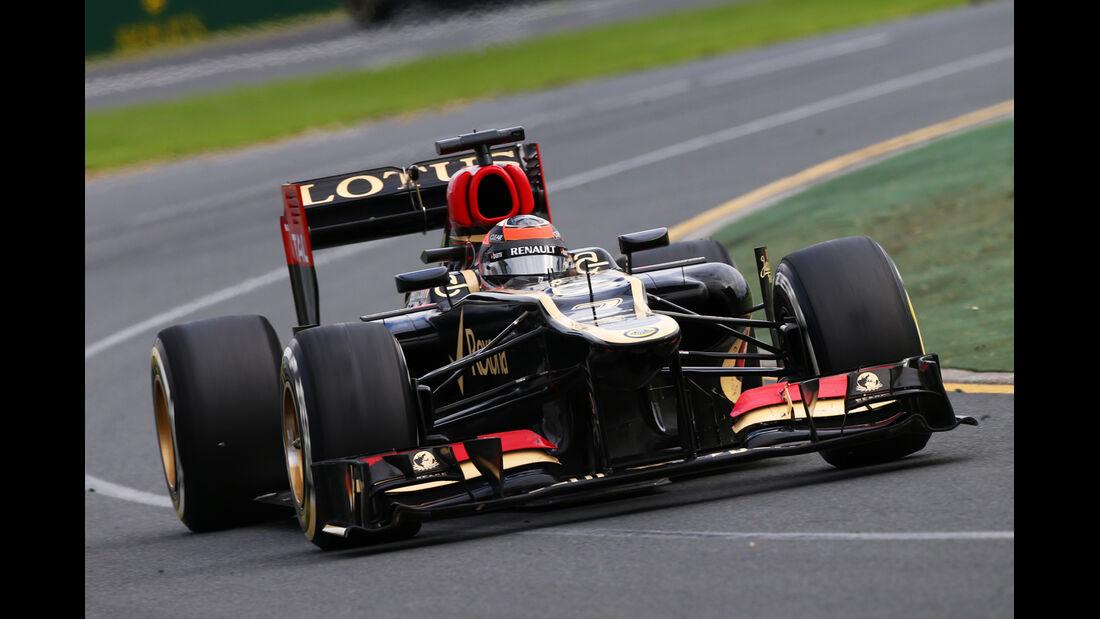 Kimi Räikkönen - GP Australien 2013