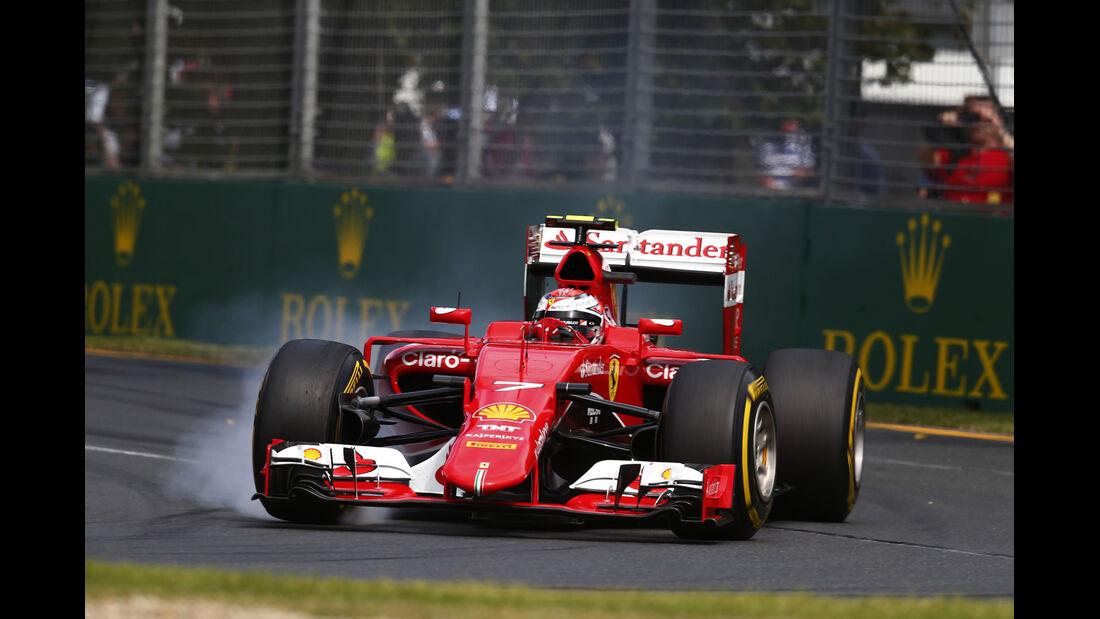 Kimi Räikkönen - GP Australien 2015