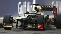 Kimi Räikkönen GP Bahrain 2012