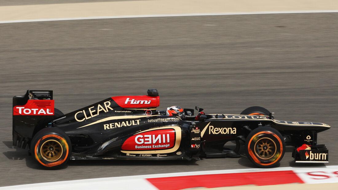 Kimi Räikkönen GP Bahrain 2013