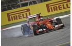Kimi Räikkönen - GP Bahrain 2015