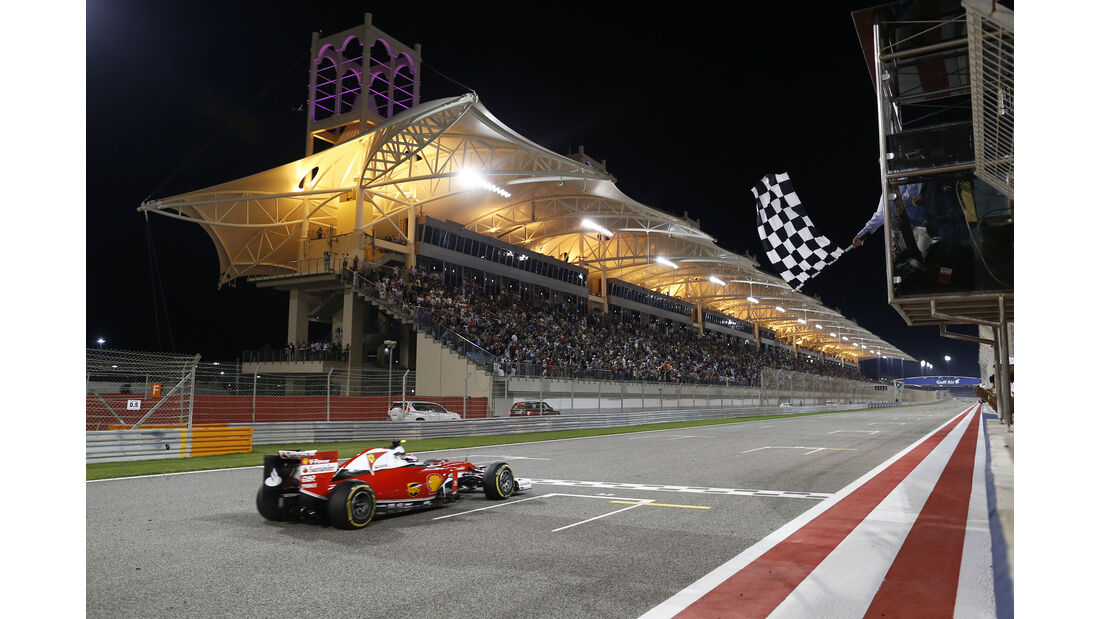 Kimi Räikkönen - GP Bahrain 2016