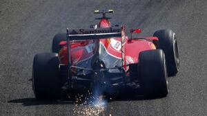 Kimi Räikkönen - GP Belgien 2015
