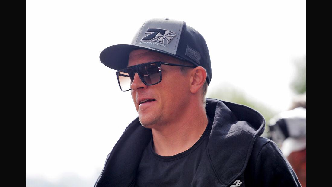 Kimi Räikkönen - GP Belgien 2019
