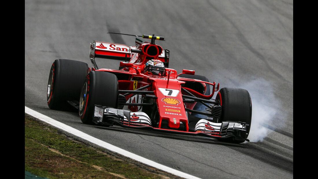 Kimi Räikkönen - GP Brasilien 2017