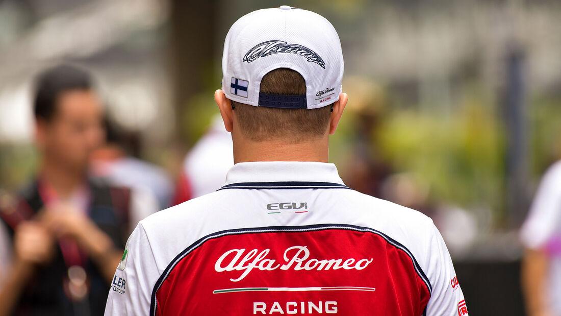Kimi Räikkönen - GP Brasilien 2019