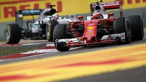 Kimi Räikkönen - GP China 2016