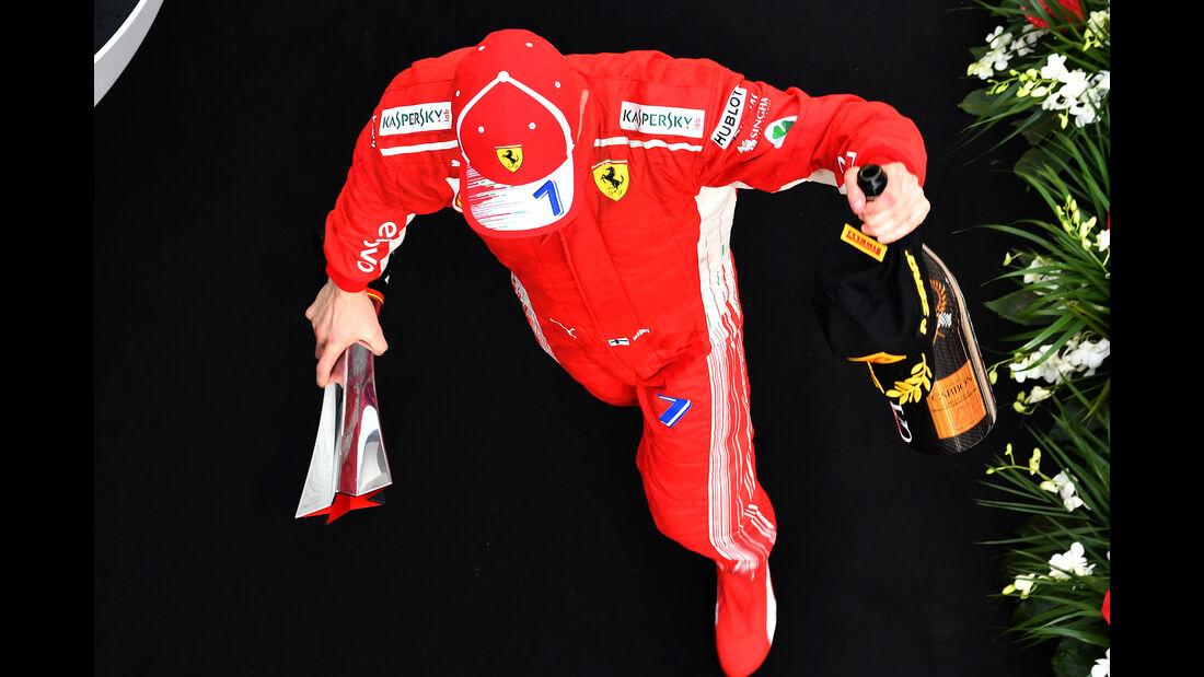 Kimi Räikkönen - GP China 2018