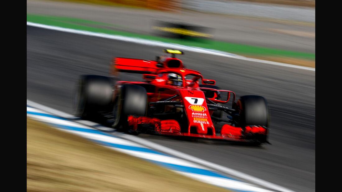 Kimi Räikkönen - GP Deutschland 2018