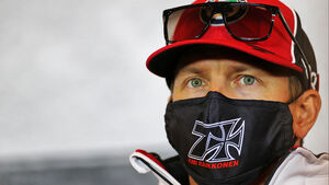Kimi Räikkönen - GP Eifel - Nürburgring - 2020