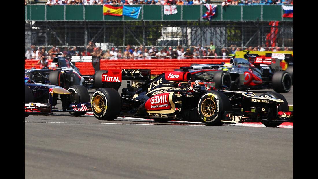 Kimi Räikkönen - GP England 2013