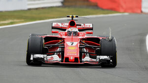 Kimi Räikkönen - GP England 2017