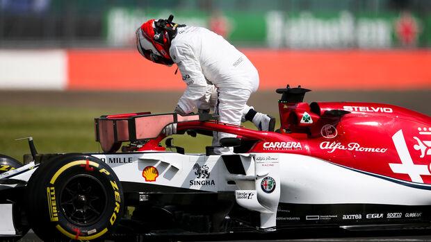 Kimi Räikkönen - GP England 2019