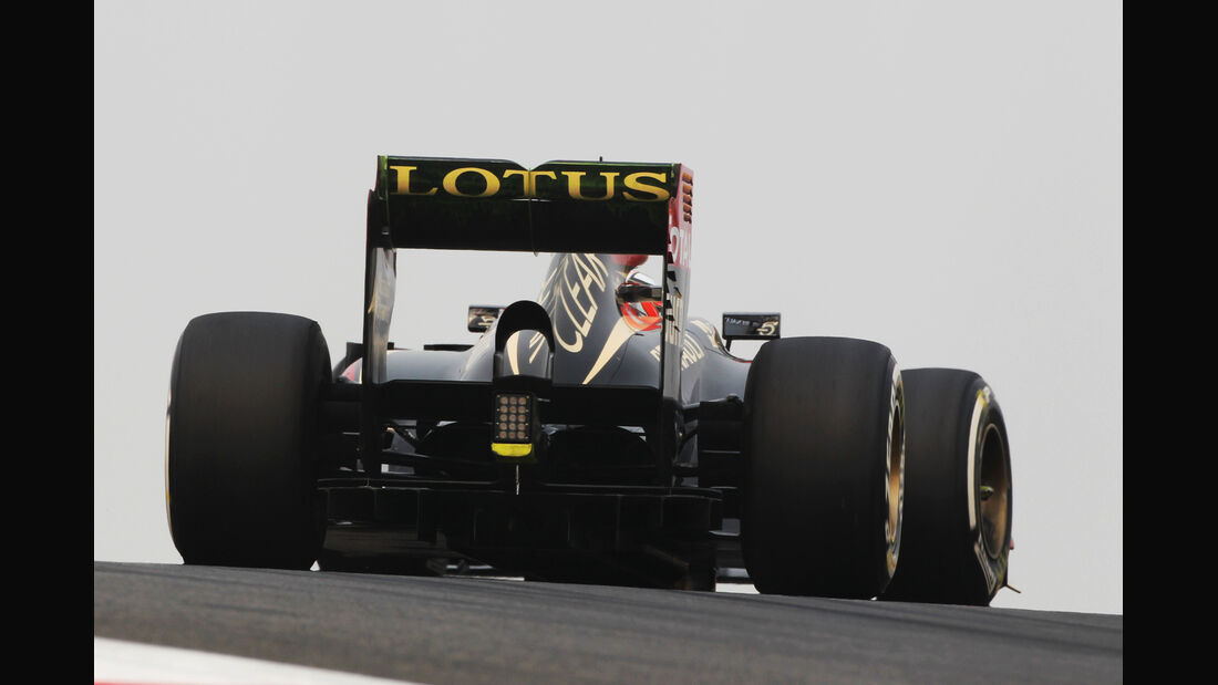 Kimi Räikkönen - GP Indien 2013