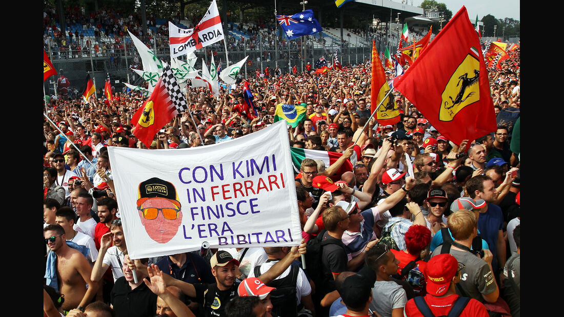 Kimi Räikkönen - GP Italien 2013