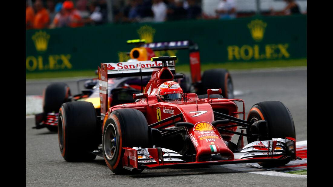 Kimi Räikkönen - GP Italien 2014