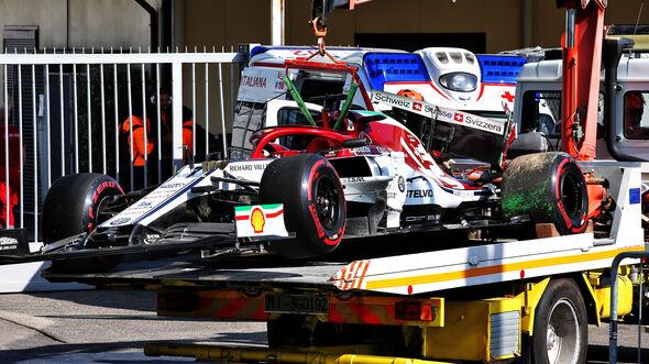 Kimi Räikkönen - GP Italien 2019
