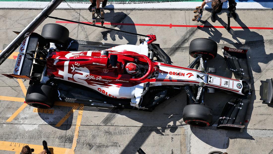 Kimi Räikkönen - GP Italien 2020