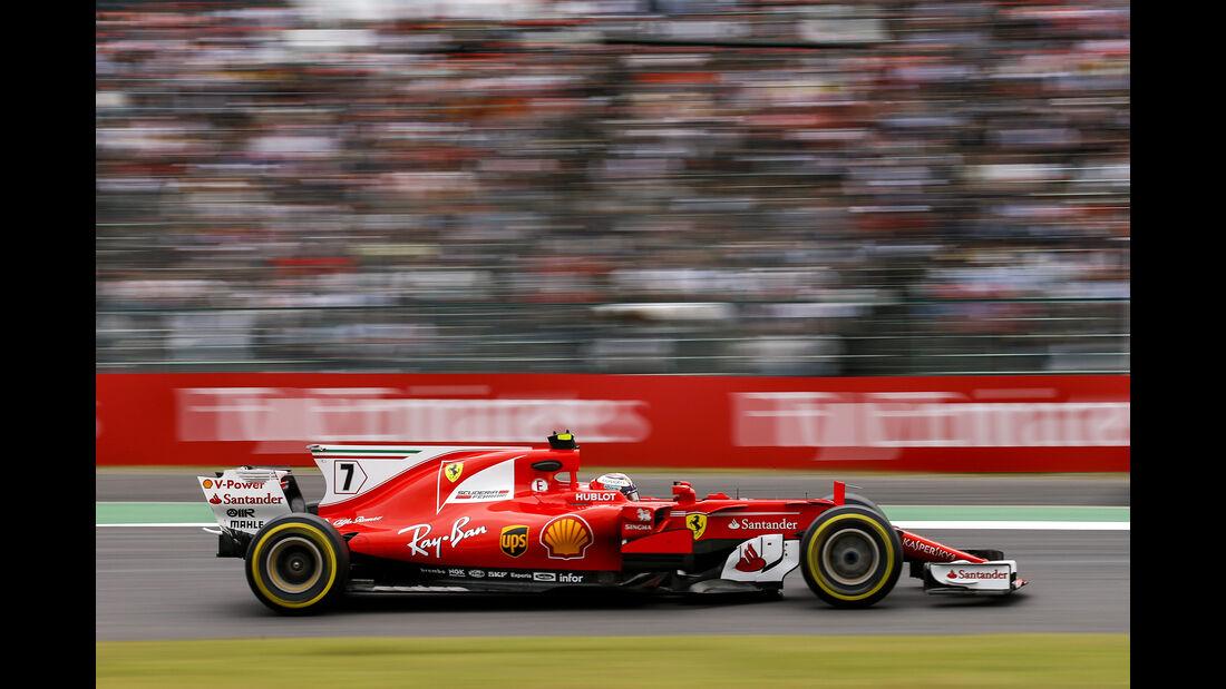 Kimi Räikkönen - GP Japan 2017