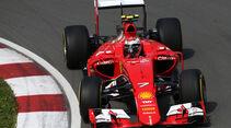 Kimi Räikkönen - GP Kanada 2015